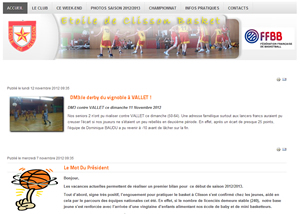 Club de Basket de Clisson