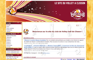 Club de Volley de Clisson
